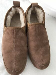 070ee613ca030 Image is loading EMU-AUSTRALIA-MASON-MENS-Camel-Brown-SHEEPSKIN-ROMEO-