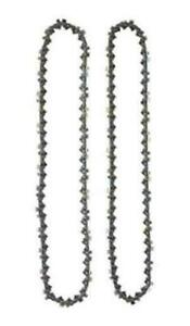 """Oregon Chainsaw Chain 3//8/"""" PITCH .050 GUAGE 62 Links for 18/"""" bar Chain-91VG062G"""