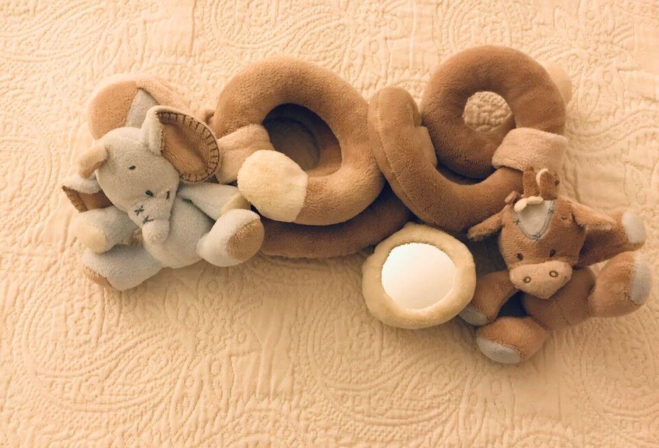Badeudstyr, Legetøj til babyseng/ barnevogn