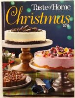 Taste Of Home Christmas 2016 Hardcover 2016 By Taste Of Home (author)