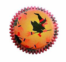 PME Halloween Cupcake Hornear casos-Wicked Brujas (paquete De 60)
