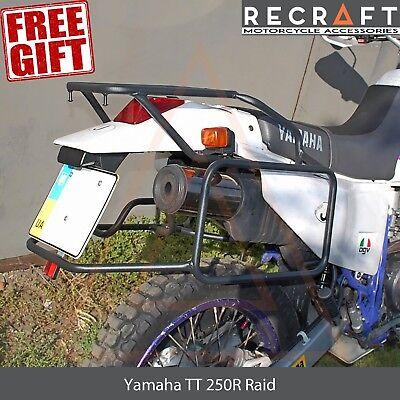 Whole-welded Luggage universal rack system for Yamaha YBR250 GIFT