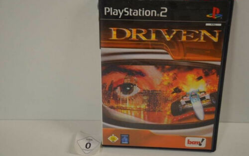 1 von 1 - 159 ) PS2 Playstation 2 Spiel -  Driven - mit Anleitung