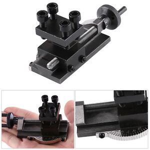 30 degree rotatable mini lathe holder parts s n 10154 for sieg c0 rh ebay com Manual Lathe Accidents CNC Lathe