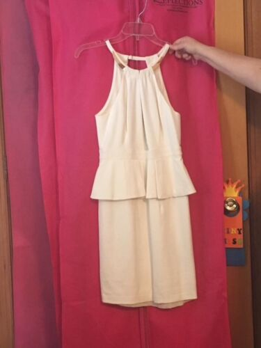 Ark & Company Off White Interview Dress, Size Smal