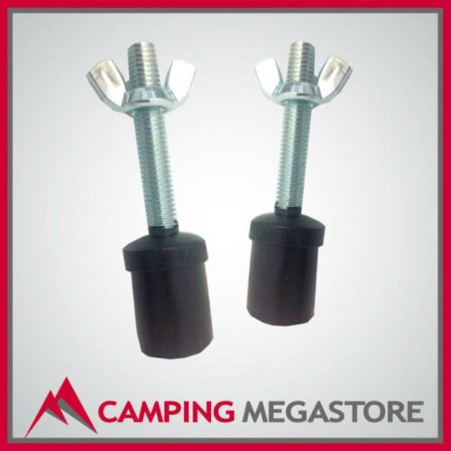 SUPEX CAMPING ACCESSORIES THREADED SPIGOT FOR 19MM TENT POLE