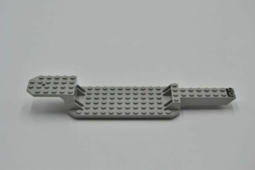 LEGO Trailers althell GRIGIO Light Gray Vehicle Trailer Base 6x26x2 2//3 30184