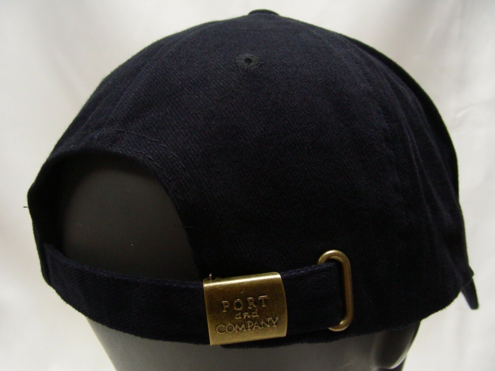 SENSUS - PORT & COMPANY - ADJUSTABLE STRAPBACK BALL CAP HAT HAT CAP 3e258c