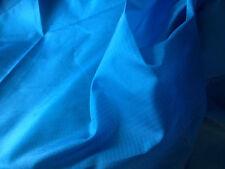 5mts142cm wide petrol Blue 4oz Ripstop Rip-Stop nylon fabric