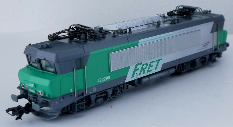 37255 elektrolokomotive SNCF Serie 422 200-DIGITALE-OVP-Spur HO