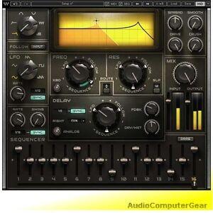 Waves-METAFILTER-Analog-Filter-Audio-Software-Plugin-NEW