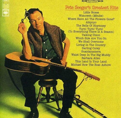 Pete Seeger - Pete Seeger's Greatest Hits [New CD]