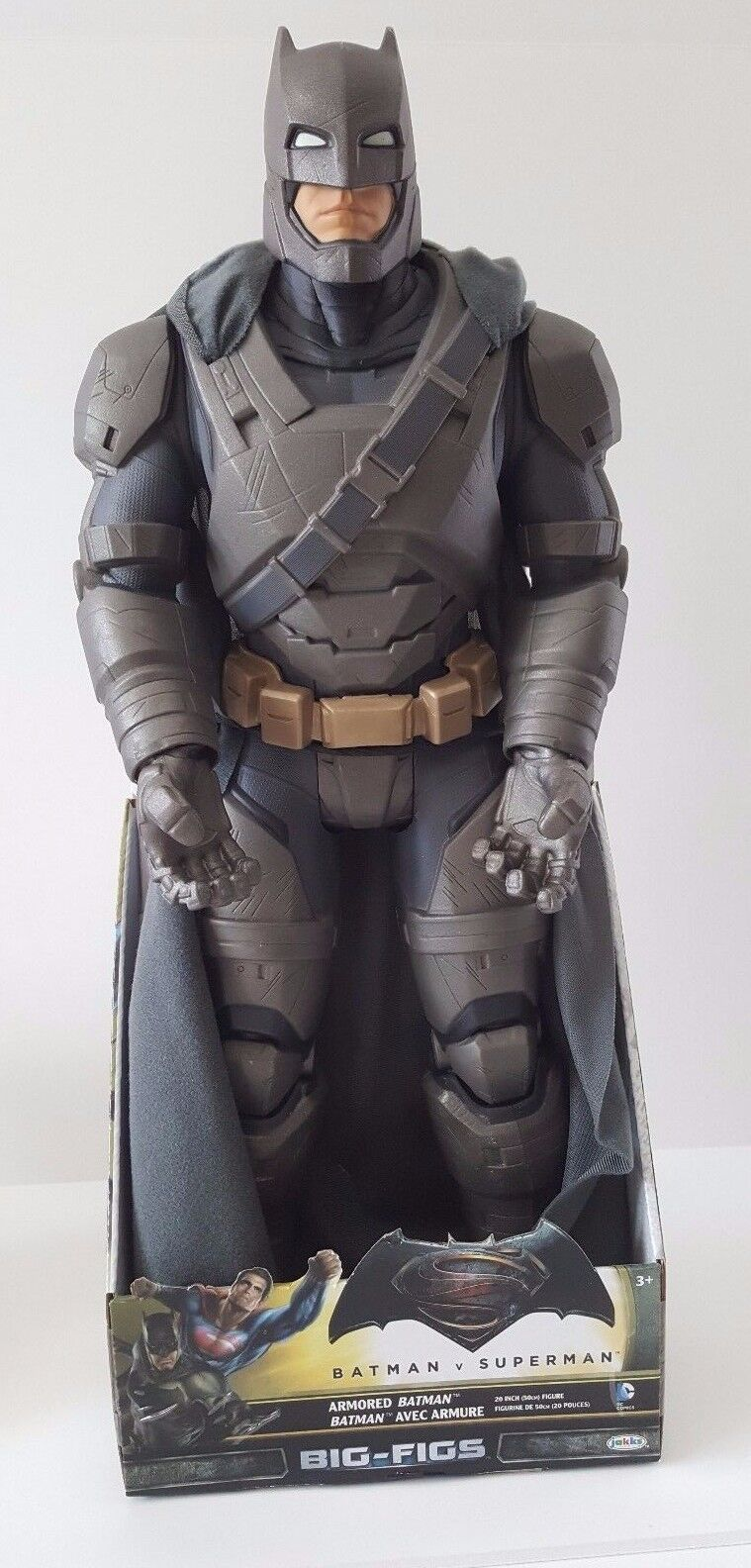 BATMAN vs SUPERMEN Big Figs ARMOROT BATMAN 19