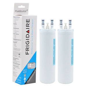 2Packs Genuine Frigidaire  WF3CB 242069601 Pure Source refrigerator Water Filter