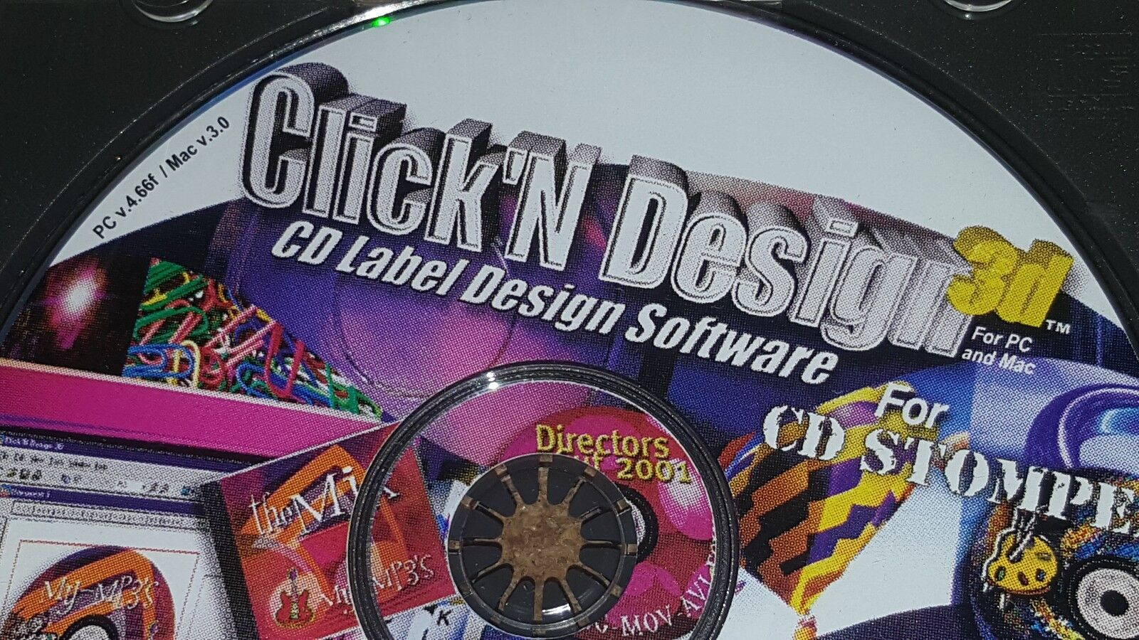 Gds Stomp Click N Design 3d For Mac For Sale Online Ebay