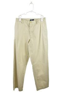 Polo-by-Ralph-Lauren-Boys-Pants-Khakis-14-Tan-Cotton