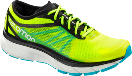 Salomon Men's Sonic RA Running scarpe, Safety gialloblu Bird, 10 DM US