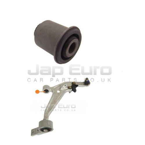 Para Nissan X-Trail T30 00-06 Frontal Inferior Control Brazo Frontal Wishbone Bush