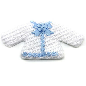 Cute Boy Girl Baby Shower Party Favors Blue Pink 12PCS