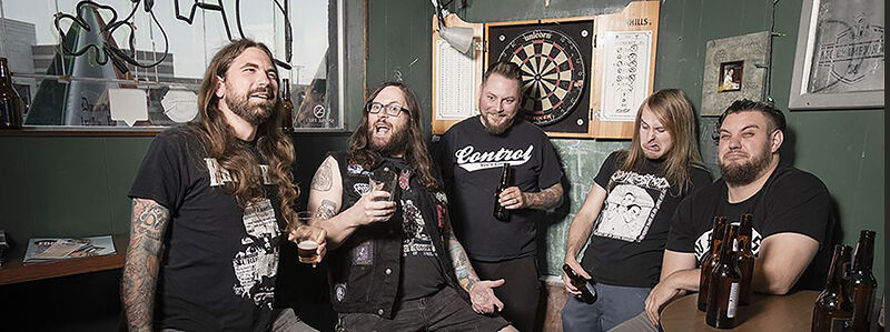 The Black Dahlia Murder Tickets (21+ Event)