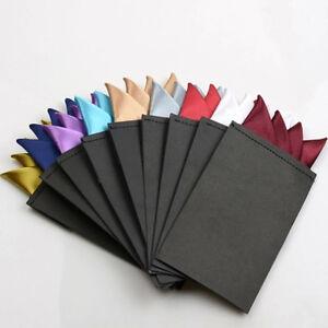 Fashion-Men-Solid-Color-Pocket-Square-Handkerchief-Prefold-Wedding-Party-Hanky