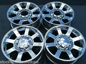 Ford F250 Wheels >> Details About Fits Ford F250 F350 20 Hd Wheels 2007 2010 Factory Style Super Duty Rims 3693