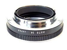 Olympus Auto tubo de extensión 14-Para Fotografía Macro