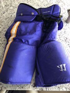 Details about Warrior Franchise Custom Retro LA Kings Hockey Pants