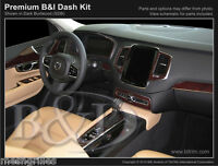 Wood Grain Dash Kit For Volvo Xc90 Fits (without Wood)