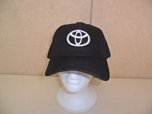 TOYOTA-HAT-BLACK-FAST-FREE-SHIPPING-GREAT-GIFT