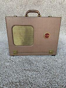 Vintage Kodak Projector Kodascope Pageant Sound Projector In case, Model 1
