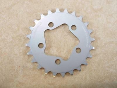 System EX Fixie Track Chainring 1//2 x 1//8 130 Bcd Alliage