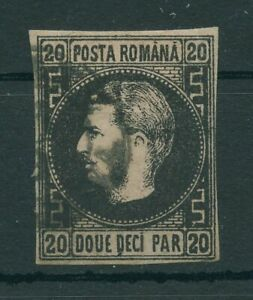 Romania-1866-Mi-16-X-Postmarked-Used-More-See-Shop