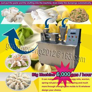 samosa making machine ebay
