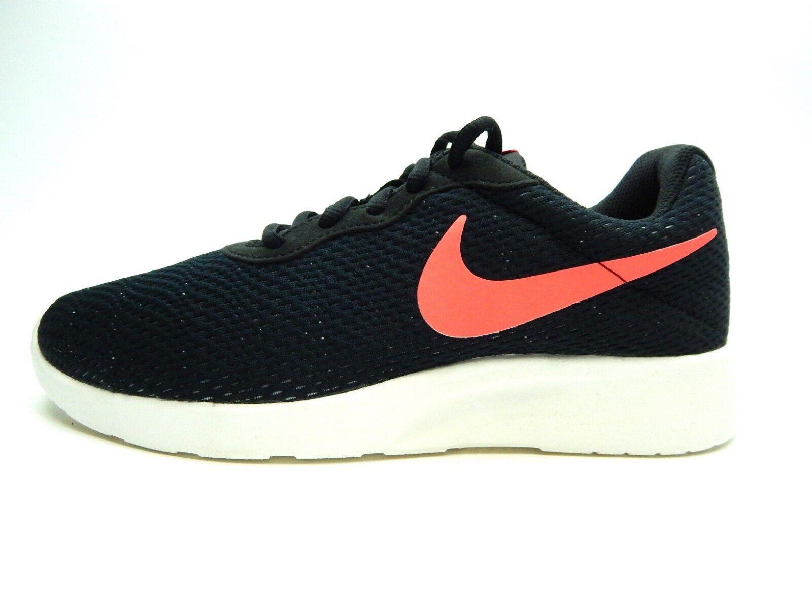 Nike Nike Nike tanjun se uomini scarpe taglia 6,5 nero rosso solare 3ba365