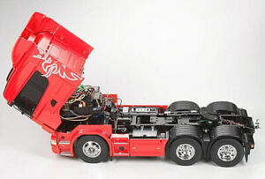 56323-Tamiya-R-C-1-14-SCANIA-R620-6x4-HIGHLINE-Tractor-Truck-Assembly-Kit