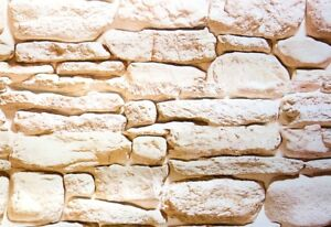 3D-BEIGE-BRICK-FEATURE-WALL-WALLPAPER-STICKY-BACK-PLASTIC-STONE-SELF-ADHESIVE-UK