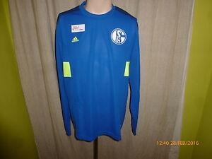 FC-Schalke-04-Original-Adidas-Spieler-Training-Sweatshirt-2013-14-Gr-L