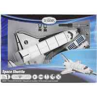 Testors Space Shuttle 1:180 Scale Spacecraft Model Kit