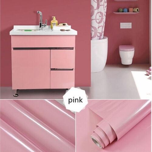 Premium Pearlized PVC Self Adhesive Wallpaper Furniture Renovation Wall Sticker