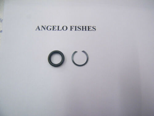 6.0L Ford Powerstroke Injector Spool Valve O-Ring and Clip   2003 THRU 2007