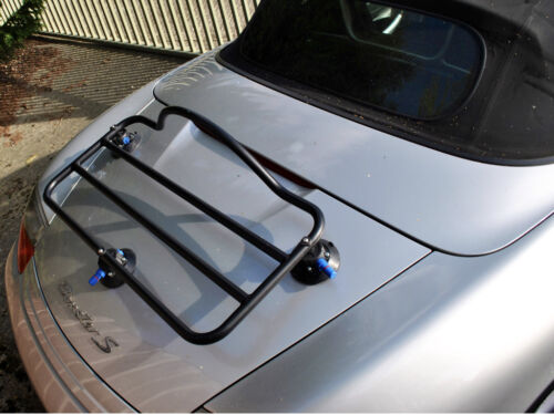 Porsche Boxster All Models TrunkBootLuggage Rack ; No Clamps No Damage