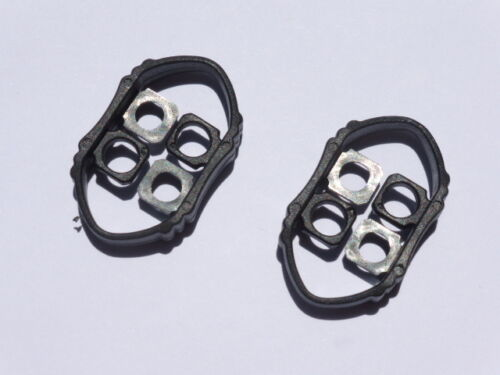 Dual Hole Bow Cord Lock Spring Stop Toggle Stopper