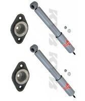 Volvo V70 1998-2000 Rear Left & Right Suspension Kit Shocks & Mounts Kyb/meyle on sale
