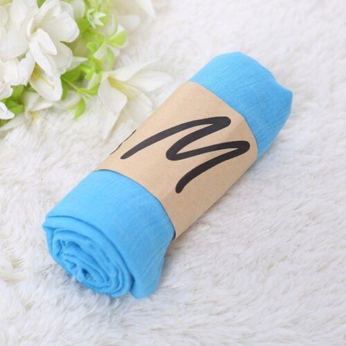 15 Farbe Mode Fashion Neu Damen Schal Stoal Hochzeit Bolero Tuch Lange Schal