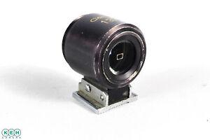 Canon 135 BrightLine Finder Black/Chrome - UG