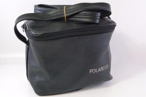 Original vintage Polaroid Bag for 600 and sx-70 non Folding cameras ref dlmnt 2