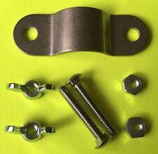 33C-114H2 Squall 50LD 60LD - Rod Clamp Kit 1 Graphite PENN REEL PART