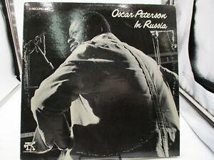 Oscar Peterson In Russia 2XLP Pablo Records 2625-711 Demo1976 JAZZ VG++ c VG/VG+