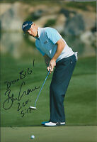 Ben CRANE SIGNED Autograph 12x8 Photo AFTAL COA GOLF US PGA Tour Winner GOLF